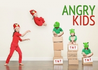 Angy kids